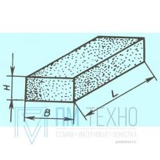 Брусок шлифовальный 40х20х200 63С 16 СТ  (GC F90 O-P B) (бакелитовый)