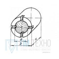 Гайка круглая D22 М12х1,5х15