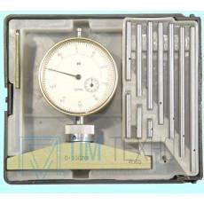 Глубиномер индикаторный ГИ-100  0-100мм (0,01) (КРИН) г.в.1983-84