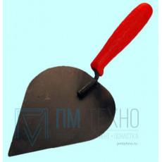 Кельма штукатура КШ 175х140 мм с пластмассовой ручкой