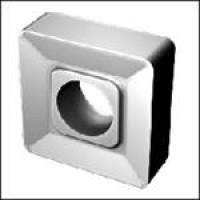 Пластина SNMM  - 190612  МС2210  квадратная dвн=8мм (03124) со стружколомом