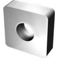 Пластина SNGA - 140412  ВК8 квадратная dвн=5мм (03113) гладкая с отверстием