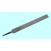 Рихтовочный плоский напильник 250мм с одинарной полукруглой насечкой