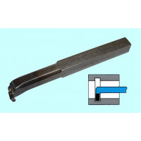 Резец Канавочный внутренний 25х25х250 Т5К10 а= 5мм; m=12мм DIN 263