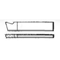 Резец Отрезной  4х18х120 Р6М5К5 пластинчатый (монолит)