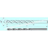 Сверло d  9,4х105х175  ц/х  Р9  удлиненное с вышлифованным профилем