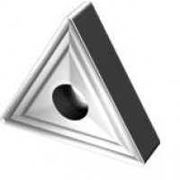 Пластина TNMM  - 160308  Т5К10(YT5) трехгранная dвн=4мм (01124)  со стружколомом