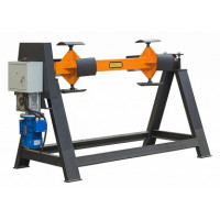 Разматыватель рулонного металла Stalex РМЭ-1500