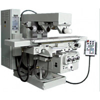 Горизонтальный консольно-фрезерный станок FW450MR / FW450MRNC
