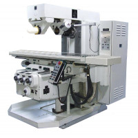 Горизонтальный консольно-фрезерный станок FW350MR / FW350MRNC