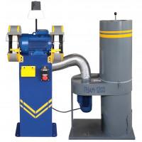 Станок точильно-шлифовальный ТШ-2Д-П (с пылесосом)